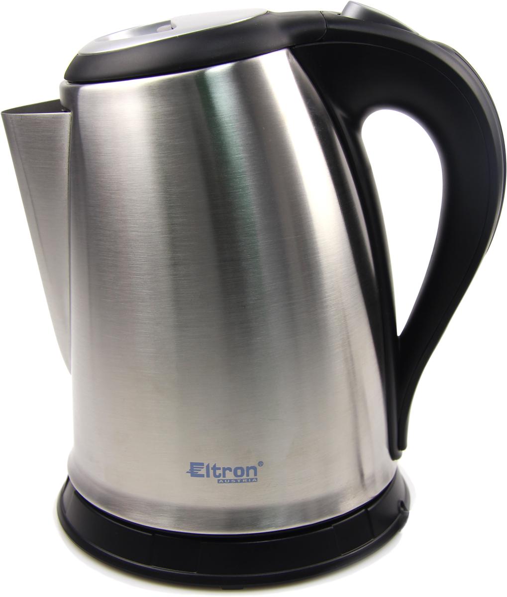 Eltron 6676, Silver электрический чайник цена и фото