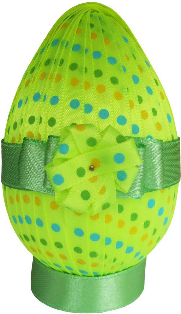 Набор для изготовления декоративного пасхального яйца Zengana Весна идет, 9 х 8 см. М-027 наборы для вышивания zengana набор для изготовления открытки с сыночком