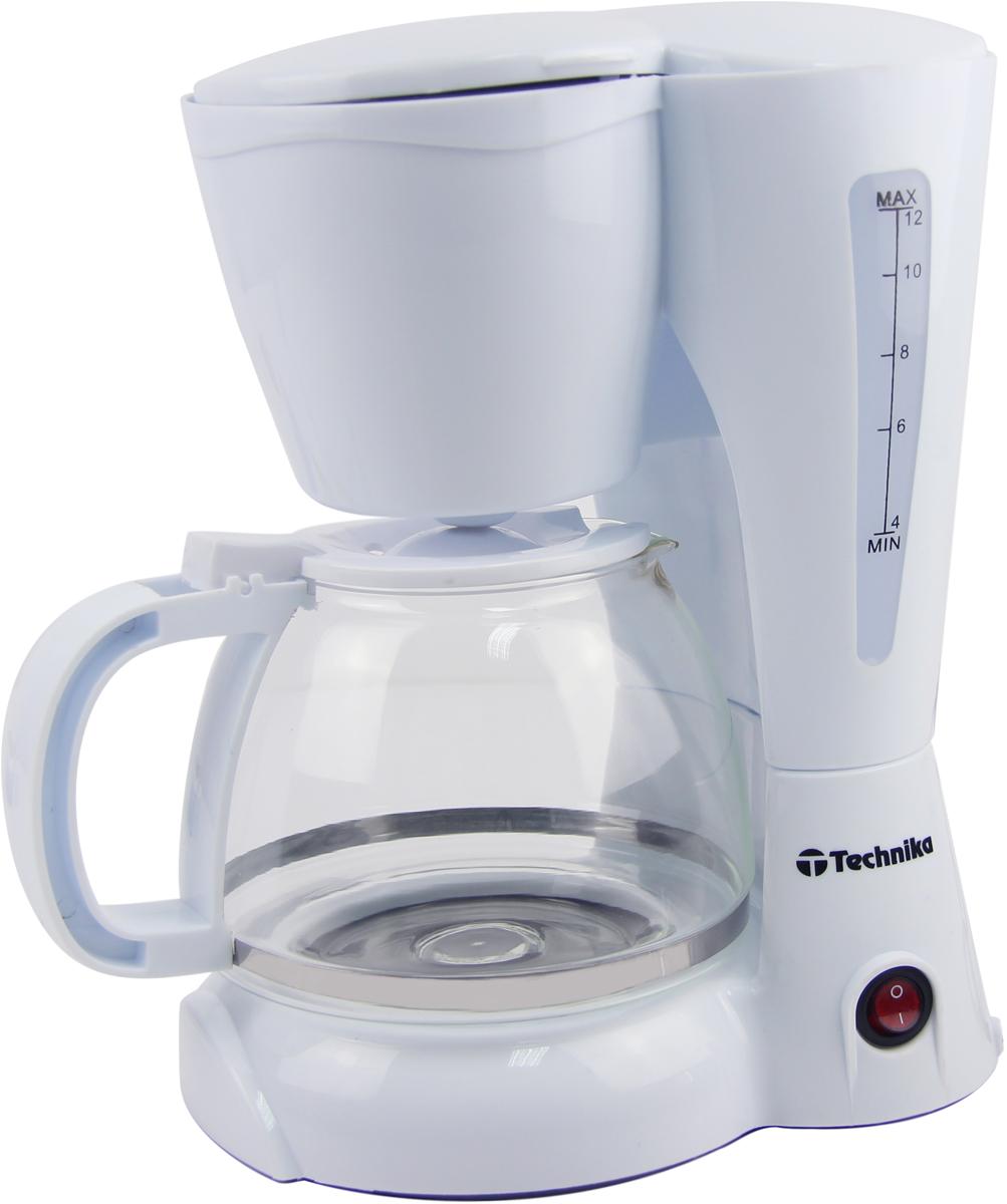 Technika 7901, White Blue кофеварка - Кофеварки и кофемашины
