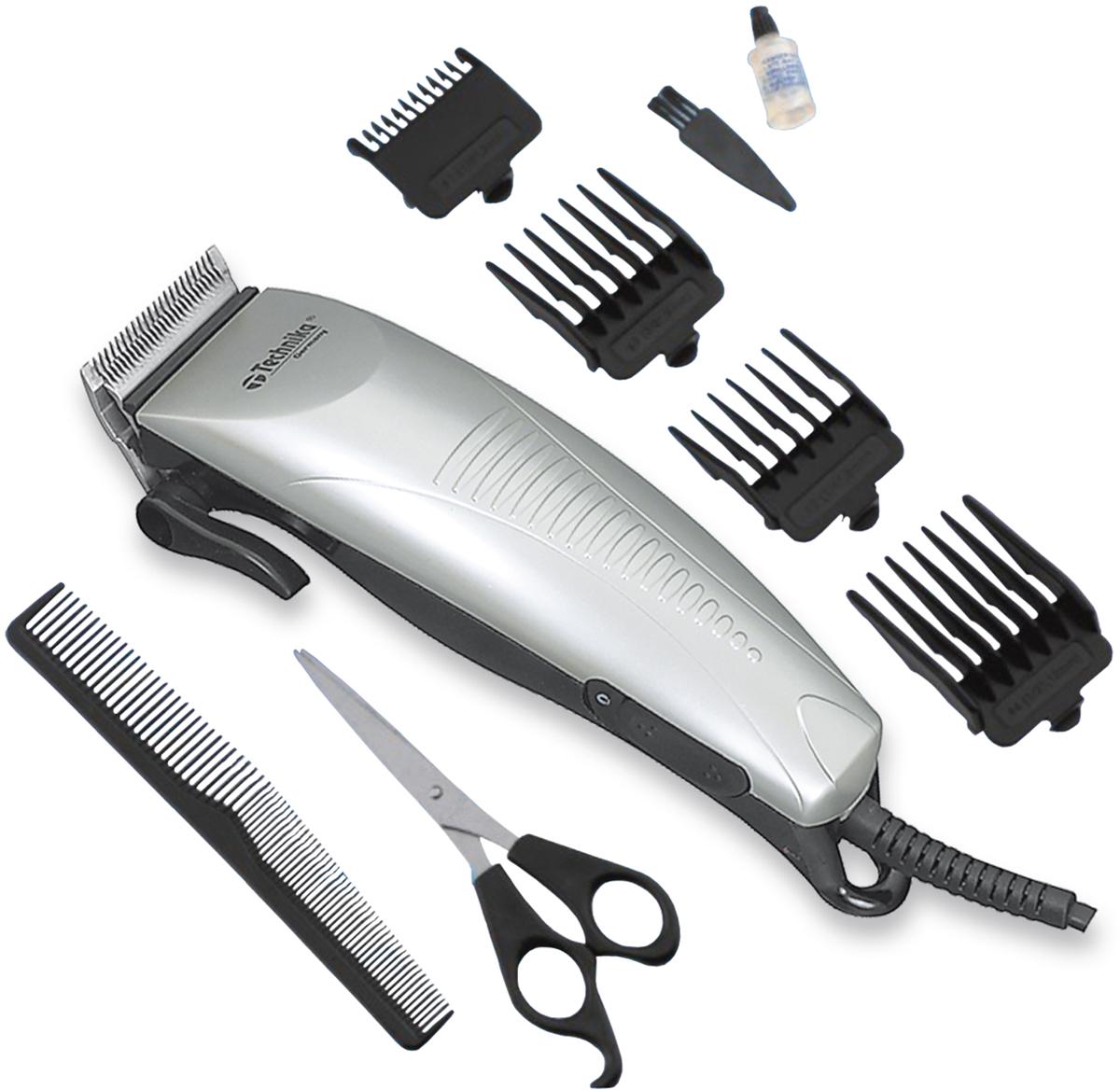 Technika 600 СD, Silver машинка для стрижки машинка для стрижки волос technika tk 600 ab