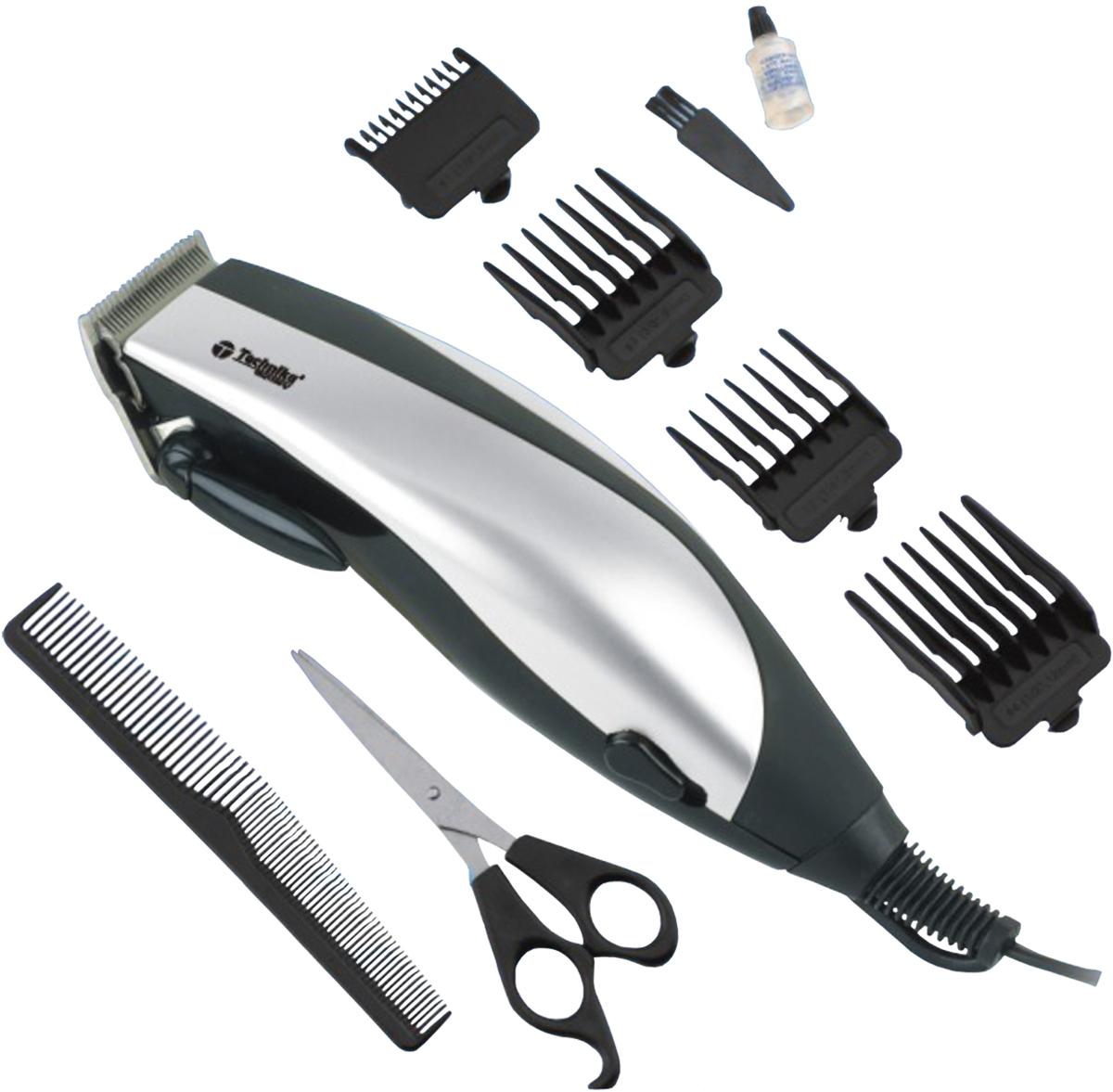 Technika TK-615 В, Silver машинка для стрижки машинка для стрижки волос technika tk 615c