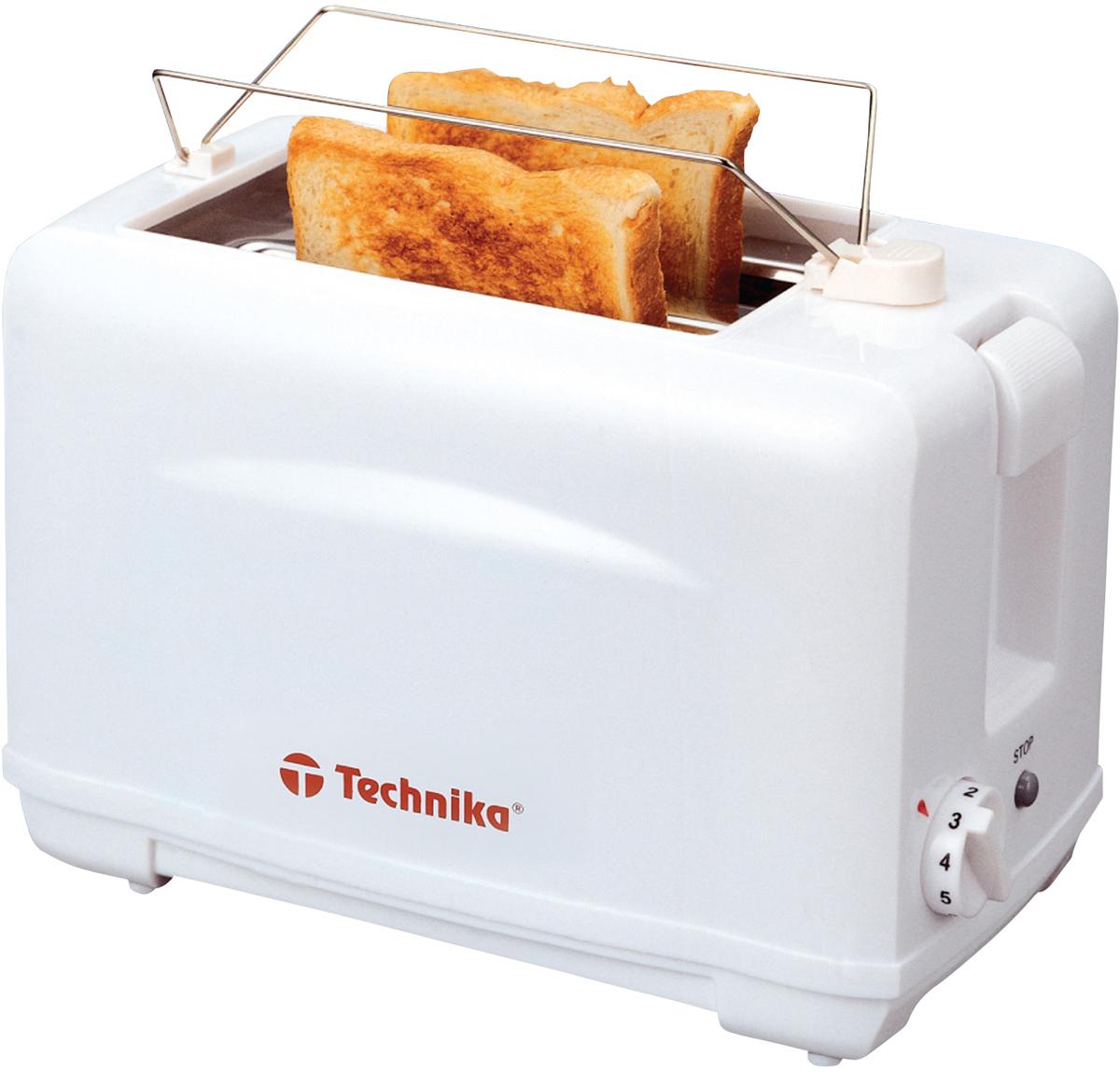 Technika 306 А, White тостер306TK/АТостер Мощность 700Вт. Автоматическое и ручное отключение. Регулировка степени поджаривания. Функции подогрева и размораживания. Подставка для подогрева булочек. Ненагревающийся корпус. Поддон для крошек. Отделение для шнура. 230В.