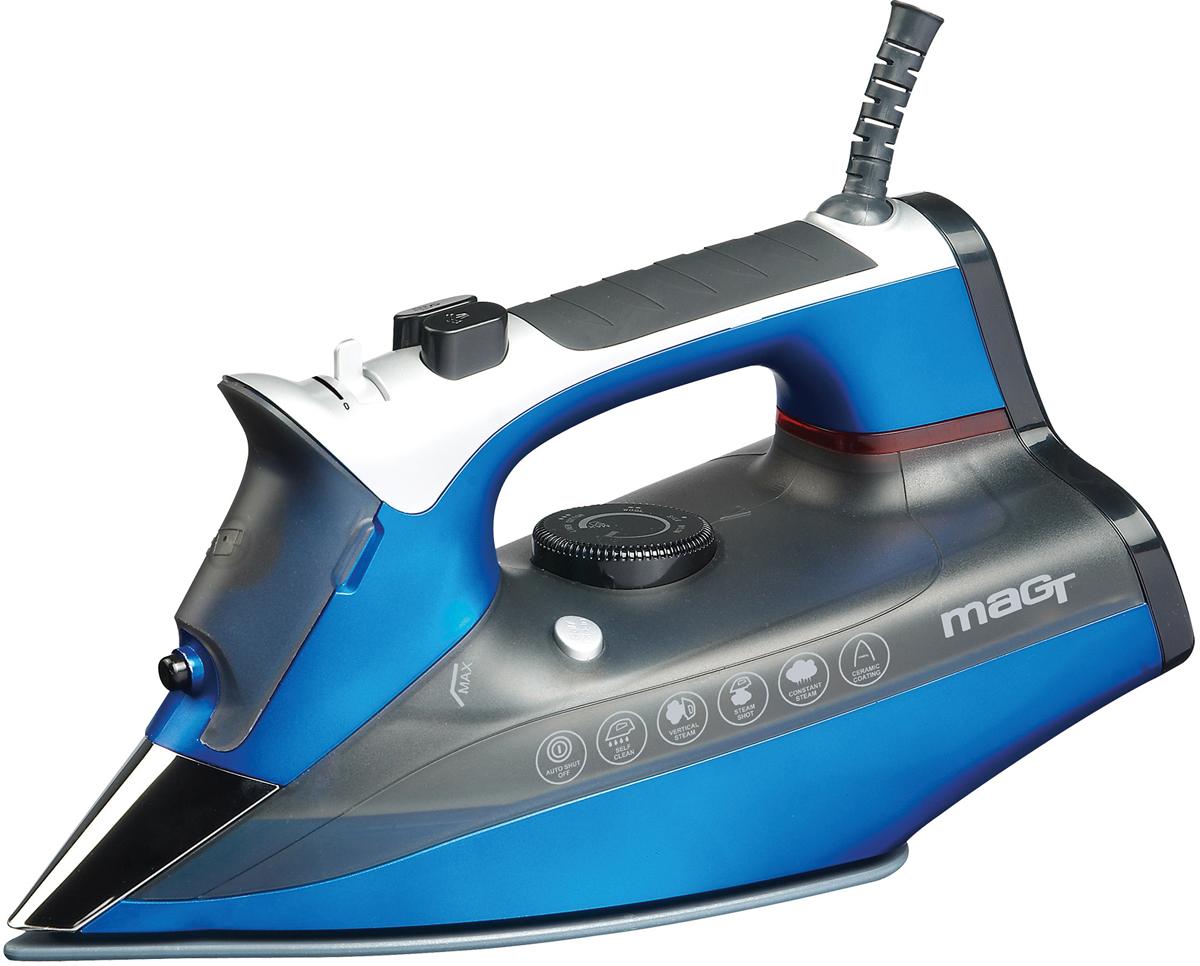 Magtek 2301 Mag, Blue утюг - Утюги