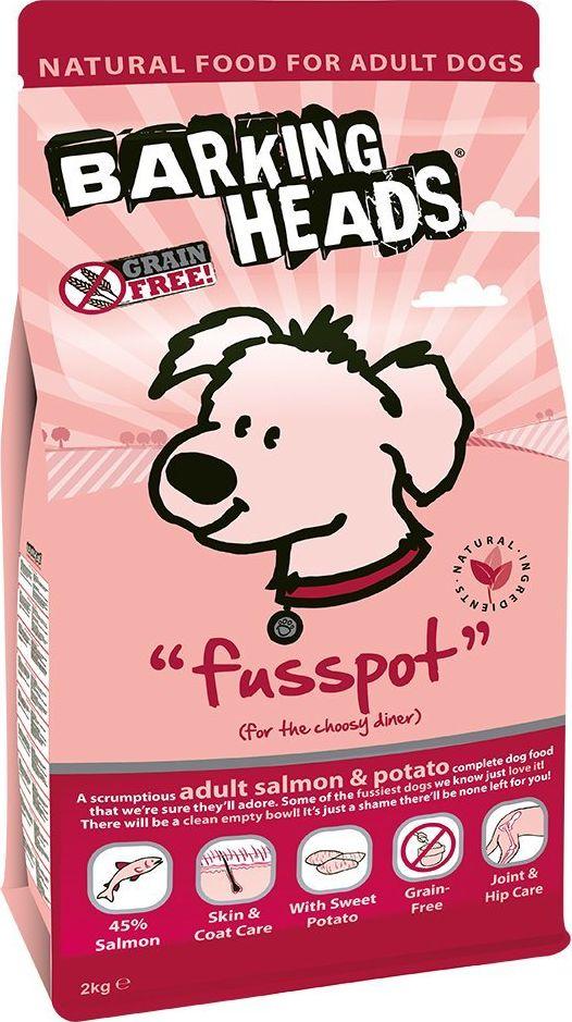 Корм сухой Barking Heads Суета вокруг миски, для собак, с лососем и картофелем, 2 кг6788Сухой корм Barking Heads - вкуснейший полнорационный корм для собак, специально разработанный, чтобыдержать наших любимцев в наилучшей форме! Натуральные ингредиенты непременно понравятся вашему питомцу. Состав: свежеприготовленный лосось 26%, сладкий картофель, сушеный лосось 14%, горох, картофель, лососевыйжир 5%, подсолнечное масло, бульон из лосося 2%, морские водоросли, сушеный томат, забота о бедрах и суставах(глюкозамин 350 мг/кг, МСМ 350 мг/кг, хондроитин 240 мг/кг). Гарантированный анализ (%): белок 22%, содержание жира 16%, клетчатка 3%, зола 6,5%, влага 8%, Омега-6 3,6%,Омега-3 2,1%. Витамины (на кг): витамин А 16650 МЕ, витамин D3 1480 МЕ, витамин Е 460 МЕ. Комплекс микроэлементов (на гк): моногидрат сульфата железа 617 мг, моногидрат сульфата цинка 514 мг,моногидрат сульфата марганца 101 мг, пентагидрат сульфата меди 37 мг, безводный йодат кальция 4,55 мг,селенит натрия 0,51 мг.Товар сертифицирован.Чем кормить пожилых собак: советы ветеринара. СтатьяOZON Гид