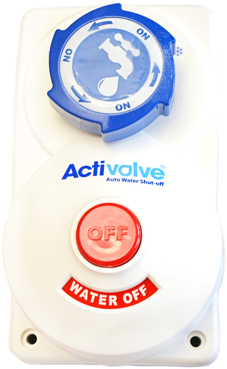 Шаровый кран Activalve - это самое современной, эффективное и надежное устройство для контроля подачи воды.  Activalve имеет запатентованную конструкцию и автоматический механический привод. Система оборудована  термодатчиком предотвращающим замерзание воды системе, при этом крайне прост в использовании. Преимущества шарового крана Activalve: 1. Эффективность и простота использования: в случае сбоя или при проведении сантехнических работ, вы можете  быстро перекрыть подачу воды из водопровода простым нажатием кнопки. Текущее положение крана видно по  надписи ВКЛ или ВЫКЛ. 2. Защита от замерзания: система Activalve с температурным датчиком автоматически перекрывает подачу воды,  когда температура воздуха снижается и создается риск замерзания и разрыва труб. 3. Нет необходимости в электропитании: Activalve работает без электросети и без батареек, что очень важно при  сбоях в электросети и экономично. 4. Запатентовано! Инновационный дизайн, уникальное бесконкурентное предложение на рынке. 5. Кран в системе Activalve изготовлен из специального латунного сплава DZR без содержания свинца, что  отвечает требованиям норм по безопасности питьевой воды.  Наличие устройства Activalve в каждом доме особенно важно, когда вы в отпуске или отсутствуете долгое время  (например, в случае второго дома или дачи, где владелец проживает лишь незначительную часть года). Если температура в вашем доме опустится до уровня близкого к температуре замерзания, Activalve  предназначен для автоматического закрытия главного источника подачи воды, что позволит избежать  длительных утечек воды, которые могут повредить дорогие вам вещи и ценности.