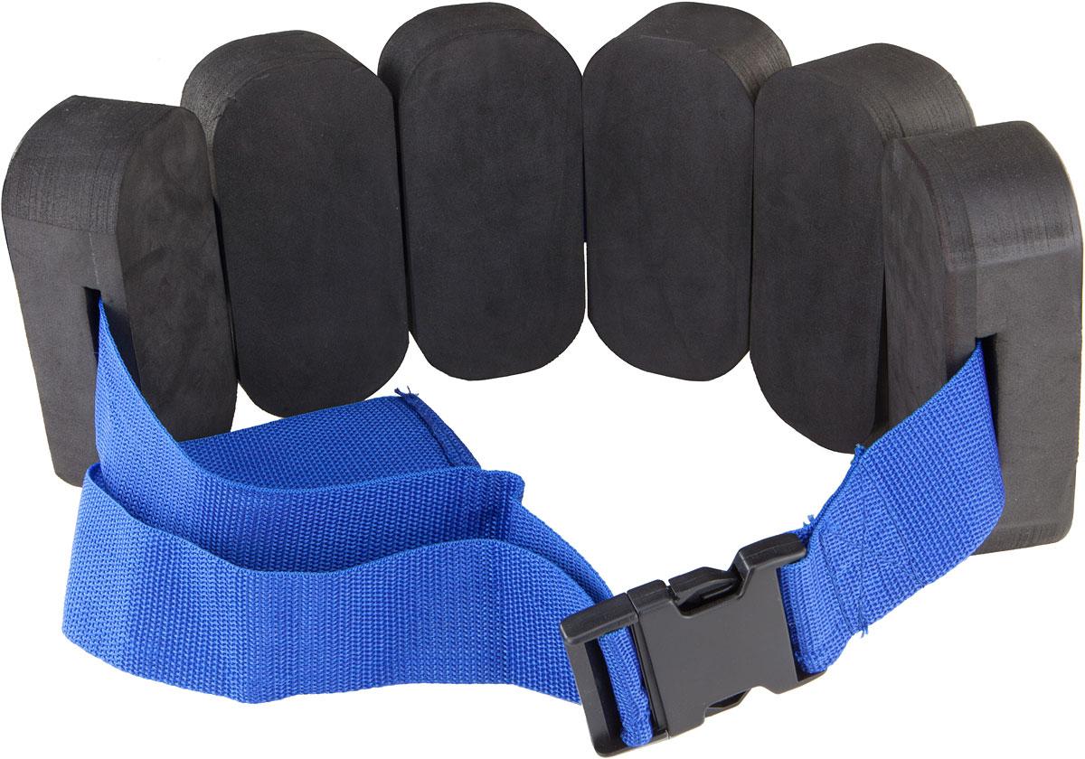 """Аквапояс Tyr """"Aquatic Floatation Belt"""", цвет: черный, голубой"""