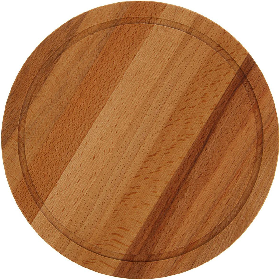 Доска разделочная с кровостоком, цвет: коричневый, диаметр 25 см1814451От качества посуды зависит не только вкус еды, но и здоровье человека. Доскаразделочная круглая с кровостоком, товар, соответствующий российскимстандартам качества. Любой хозяйке будет приятно держать его в руках. Снашей посудой и кухонной утварью приготовление еды и сервировка столапревратятся в настоящий праздник.
