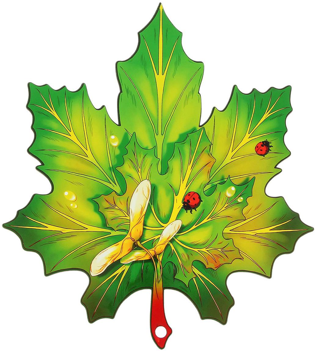 Доска разделочная Клен, резная, цвет: зеленый, красный, желтый, 32 x 28 x 0,5 см2066307От качества посуды зависит не только вкус еды, но и здоровье человека. Доска резная Клен Товар, соответствующий российским стандартам качества. Любой хозяйке будет приятно держать его в руках. С нашей посудой и кухонной утварью приготовление еды и сервировка стола превратятся в настоящий праздник.