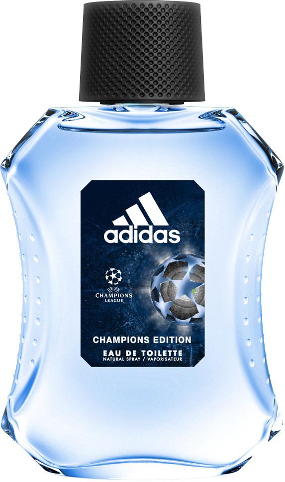 Adidas Лосьон после бритья UEFA IV мужской, 100 мл31985627000Качественный лосьон после бритья Adidas UEFA Champions League Arena Edition. Стойкий парфюм, яркий и красивый аромат.