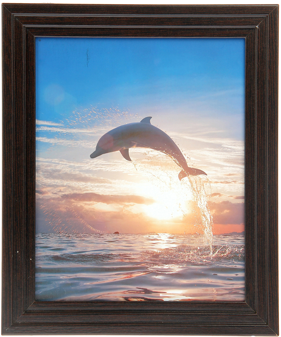 Ключница АГТ-Профиль Дельфин, венге269837Постоянно теряете ключи, когда куда-то торопитесь? Тогда этот товар — именно то, что вам нужно! Каковы его плюсы?незаменимый помощник и стильный предмет декора прихожей;экономия времени на поиск ключей, которые вам больше терять не придётся;комфортное хранение ещё и других важных мелочей, которые «любят» пропадать;порядок и сохранность ваших вещей.Ключница — очень полезная вещь, которая помогает поддерживать порядок в вашем доме.