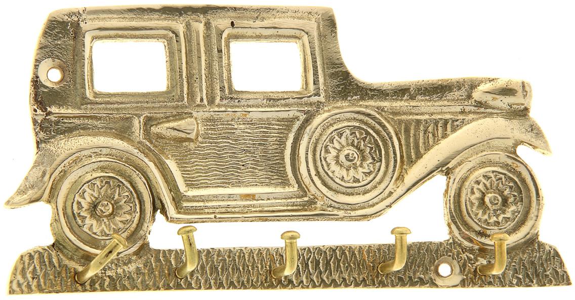 Крючок Авто, цвет: золотой699766Функциональные аксессуары всегда в цене. А если аксессуар не только удобен в применении, но еще и отличается стильным дизайном – он ценится вдвойне! Элегантный Крючок Авто – маленькая изюминка интерьера и предмет, помогающий поддерживать порядок. Неудивительно: благодаря такому небольшому крючку полотенца, прихватки и другие столь необходимые в домашнем обиходе вещи обретут свое место и всегда будут под рукой.