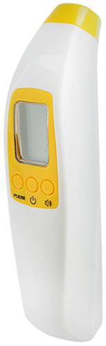 Garin Термометр инфракрасный Точное Измерение IT-214529;14529Бесконтактный инфракрасный термометр Garin IT-2 предназначен для измерения температуры тела, поверхностей и воздуха. Данный прибор обладает широким диапазоном измерения и высокой точностью, прост в использовании. Инфракрасный бесконтактный способ измерения обеспечивает одновременно безопасность и гигиеничность. Функции и особенности: Измерение температуры тела, поверхности или воздуха. Отображение сохраненных данных по результатам последнего измерения. Высокоскоростной датчик обеспечивает быстрое и точное измерение. Жидкокристаллический дисплей. Автоматическое отключение.