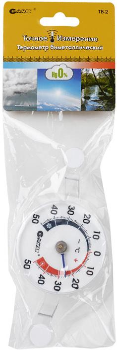 Термометр биметаллический Garin Точное Измерение TB-2 BL113410;13410Термометр Garin Точное Измерение TB-2 биметаллический BL1 .Garin Точное Измерение TB-2 - биметаллический термометр с двумя креплениями, простой в установке и использовании, неприхотливый в эксплуатации и не требующий электропитания. Установка занимает двадцать секунд, после чего термометр полностью готов к работе, а большой контрастный дисплей с сине-красной шкалой позволит увидеть данные при любых погодных условиях. Технические характеристики: Диапазон измеряемых температур: от -50 °С до +50 °С.Цена деления: 1 °С.