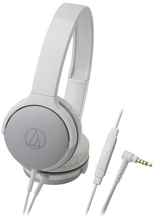 Audio-Technica ATH-AR1ISWH, White наушники