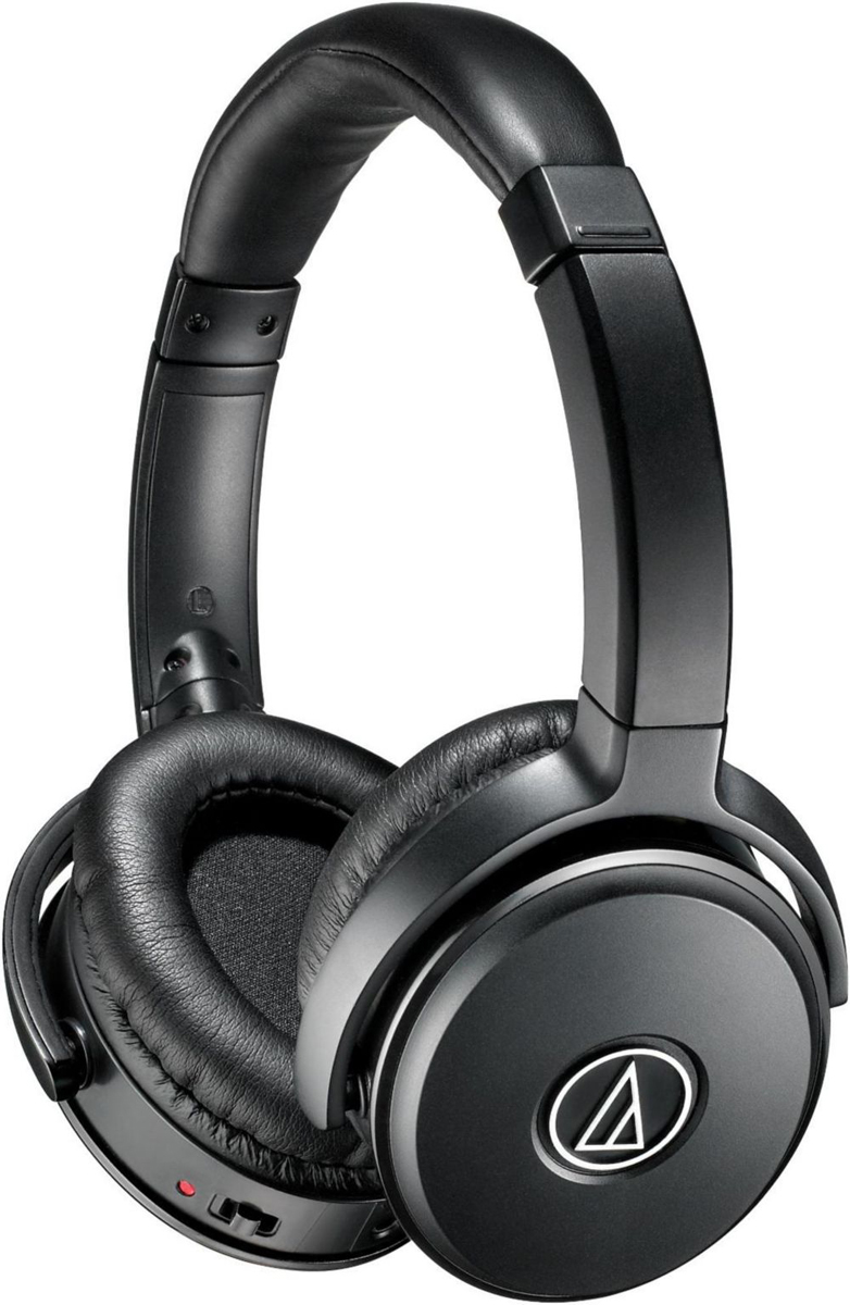 Audio-Technica ATH-ANC50IS, Black наушники