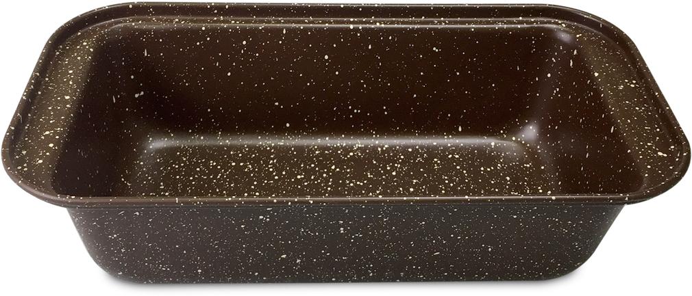 Форма для выпечки хлеба и кекса Moulinvilla Brownstone, 25,4 x 13 x 6,2 смВBWL-025Долговечное, устойчивое к повреждениям, износостойкое; Легко моется, готовит без масла, равномерно распределяет тепло; Форма выполнена из утолщенной углеродистой стали 0,4 мм с ребрами жесткости, благодаря чему меньше подвержена деформации и имеет длительный срок службы; Можно мыть в посудомоечной машине.