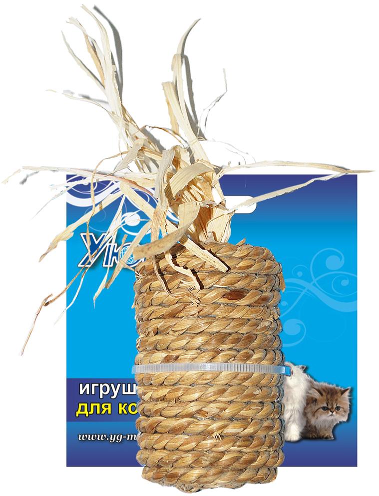 Игрушка для кошек Уют Эко Катушка, 7 x 4,3 смИУ98/1штИгрушка представлена в одном цвете. Не содержит вредных компонентов.Порадуйте Вашего питомца новой веселой игрушкой, а он ответит вам любовью!