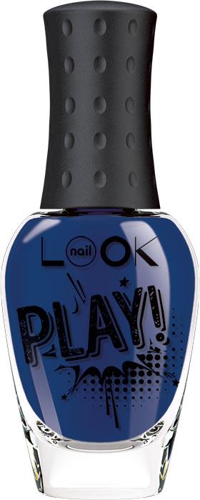 nailLOOK Лак для ногтей Trends Play, тон ярко-синий, 8,5 мл31701Яркие насыщенные оттенки лака созданы специально для дизайна ногтей. Играй и смешивай цвета лака, выбирай и создавай свой неповторимый дизайн! Специальная формула лака для дизайна в 3 раза плотнее обычного лака, что позволяет достичь лучшего результата в создании нейл арт дизайна с помощью набора для дизайна ногтей, так как дизайн отлично переносится на любой базовый цвет. Широко известная инновационная кисточка nail LOOK обеспечивает ровное нанесение и абсолютное покрытие. Безопасная формула Big 5 free. Воплощай мечты, создавай свой уникальный дизайн без вреда для ногтей!