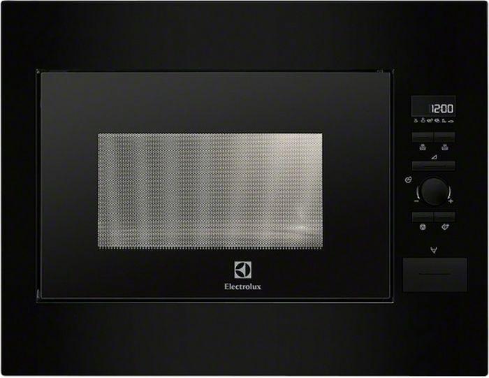 Electrolux EMS 26004OK, Black СВЧ-печь встраиваемая - Микроволновые печи