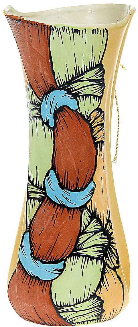Ваза Керамика ручной работы Румба, цвет: бежевый, средняя1173818Ваза Керамика ручной работы - сувенир в полном смысле этого слова. И главная его задача - хранить воспоминание о месте, где вы побывали, или о том человеке, который подарил данный предмет. Преподнесите эту вещь своему другу, и она станет достойным украшением его дома. Каждому хозяину периодически приходит мысль обновить свою квартиру, сделать ремонт, перестановку или кардинально поменять внешний вид каждой комнаты. Ваза - привлекательная деталь, которая поможет воплотить вашу интерьерную идею, создать неповторимую атмосферу в вашем доме. Окружите себя приятными мелочами, пусть они радуют глаз и дарят гармонию.