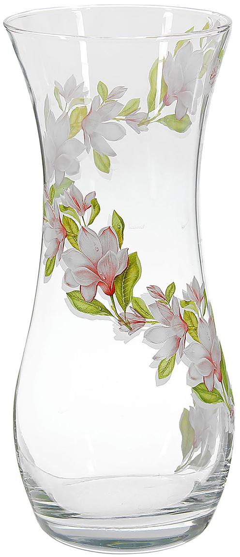 Ваза Flora Магнолия, 26,5 см. 1184310 flora express весна на заречной