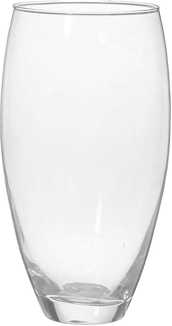 Ваза Evis Тициано, 1,06 л1185858Воплотите в жизнь самые смелые дизайнерские идеи по украшению дома! Ваза из прозрачного стекла - основа для вашего творчества. Насыпьте в неё цветной песок, камушки, ракушки или другой декор. Создавайте восхитительные интерьерные композиции из цветов и зелени. Ваза Тициано малага 1,06 л станет незабываемым подарком, если поместить в неё конфеты или другие сладости. Дайте волю фантазии! Каждая ваза выдувается мастером - вы не найдёте двух совершенно одинаковых. А случайный пузырёк воздуха или застывшая стеклянная капелька на горлышке лишь подчёркивают её уникальность.