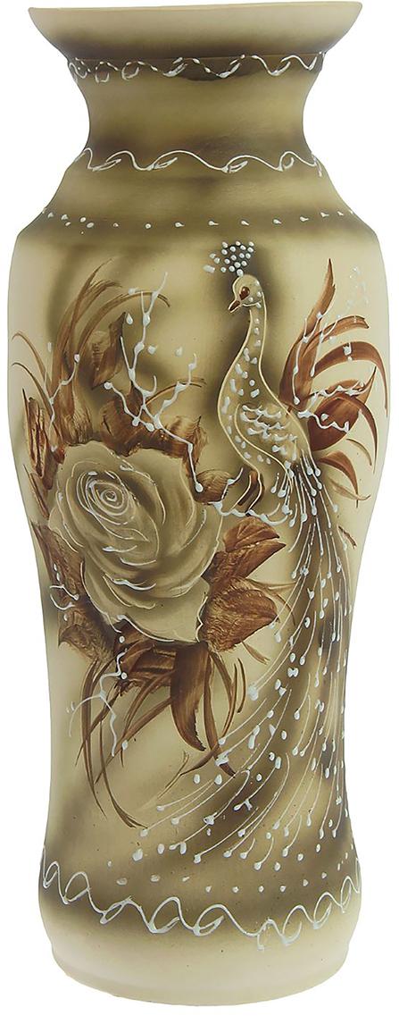 Ваза напольная Керамика ручной работы Весна, цвет: серый. 12398901239890Это ваза - отличный способ подчеркнуть общий стиль интерьера. Существует множество причин иметь такой предмет дома. Вот лишь некоторые из них: Формирование праздничного настроения. Можно украсить вазу к Новому году гирляндой, тюльпанами на 8 марта, розами на день Святого Валентина, вербой на Пасху. За счёт того, что это заметный элемент интерьера, вы легко и быстро создадите во всём доме праздничное настроение. Заполнение углов, подиумов, ниш. Таким образом можно сделать обстановку более уютной и многогранной. Создание групповой композиции. Если позволяет площадь пространства, разместите несколько ваз так, чтобы они сочетались по стилю или цветовому решению. Это придаст обстановке более завершённый вид. Подходящая форма и стиль этого предмета подчеркнут достоинства дизайна квартиры. Ваза может стать отличным подарком по любому поводу, ведь такой элемент интерьера практичен и способен каждый день создавать хорошее настроение!