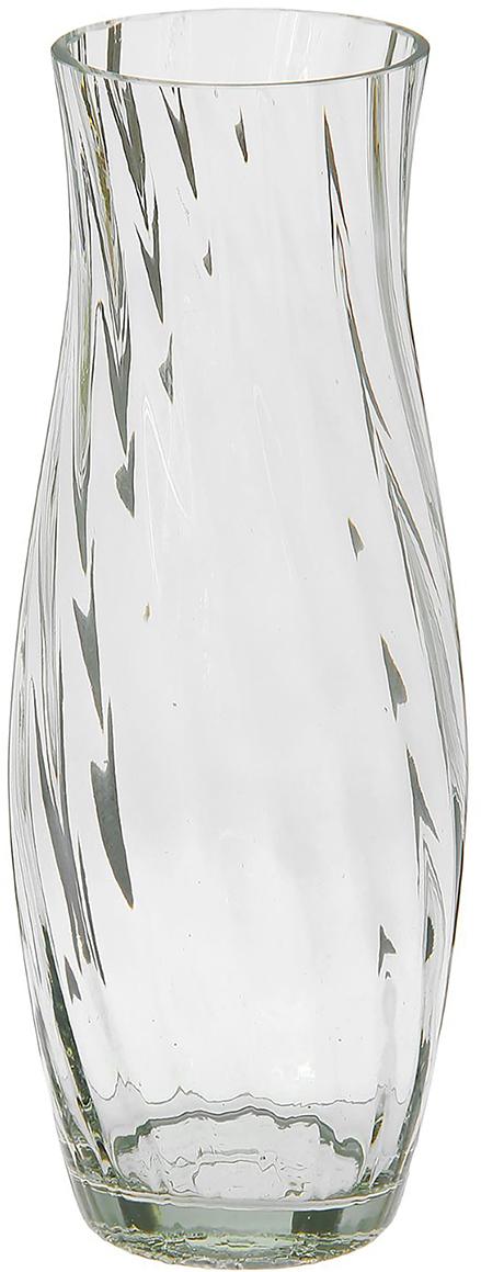 Ваза Гранд, высота 26 см. 1298258 ваза кружева цветов 26 см