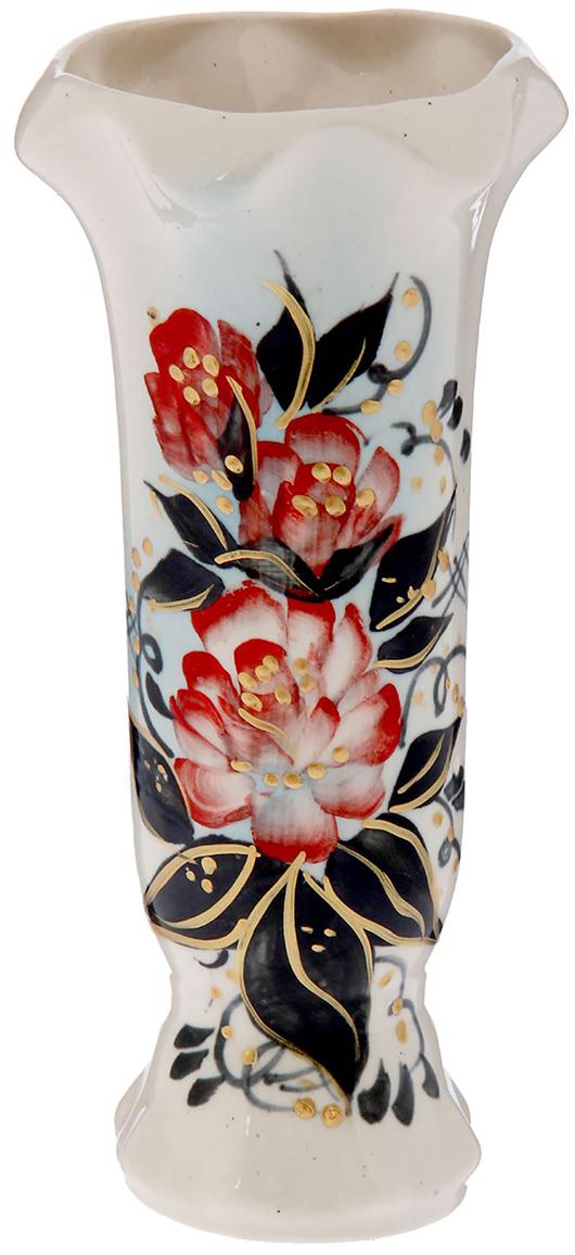 """Ваза Керамика ручной работы """"Тюльпан"""" - привлекательная деталь, которая поможет воплотить вашу интерьерную идею, создать неповторимую атмосферу в вашем доме. Окружите себя приятными мелочами, пусть они радуют глаз и дарят гармонию."""