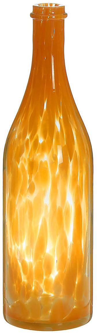 """Ваза-бутыль """"Литр"""" - привлекательная деталь, которая поможет воплотить вашу  интерьерную идею, создать неповторимую атмосферу в вашем доме. Окружите  себя приятными мелочами, пусть они радуют глаз и дарят гармонию."""