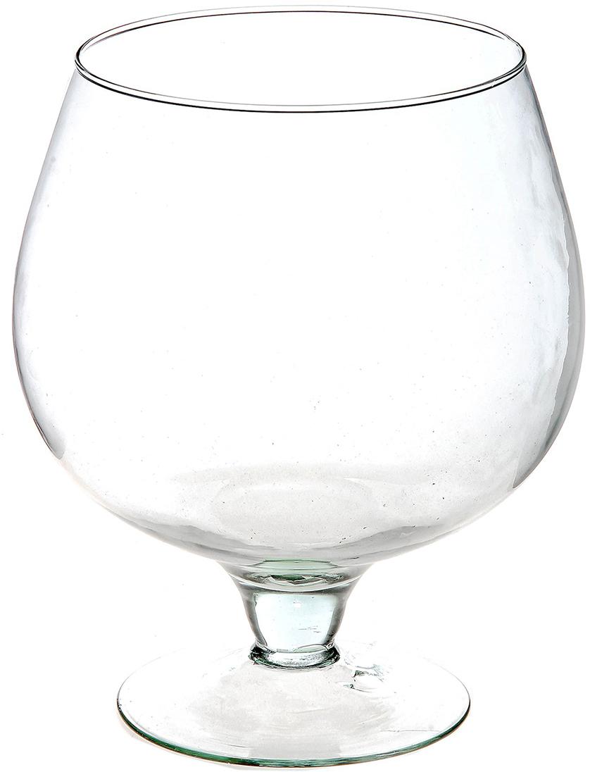 Ваза-бокал Evis Бренди, высота 29 см ваза бокал evis бренди высота 11 см