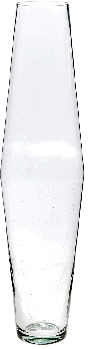 Ваза Evis Диаболо, 6,2 л758Ваза Evis Диаболо станет прекрасным украшением вашей комнаты.Ваза изготовлена из стекла. Ваза выполнена в оригинальном дизайне. Она сможет преобразить любое пространство.Объем вазы: 6,2 л.