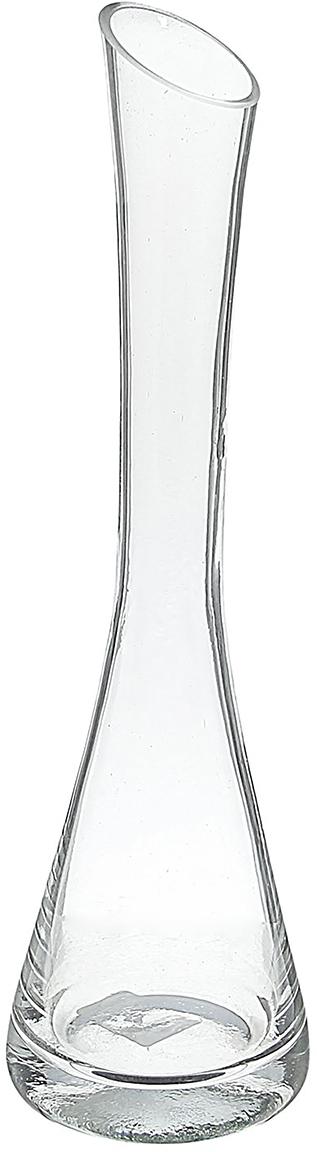 Ваза Evis Илза, 0,2 л782161Ваза Evis Илза станет прекрасным украшением вашей комнаты.Ваза изготовлена из стекла.Ваза выполнена в оригинальном дизайне. Она сможет преобразить любое пространство.Объем вазы: 0,2 л.