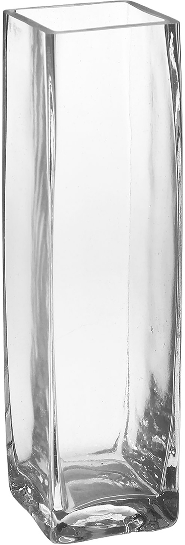 Ваза Evis Квадро, 0,89 л ваза для цветов с днем влюбленных для нее квадро