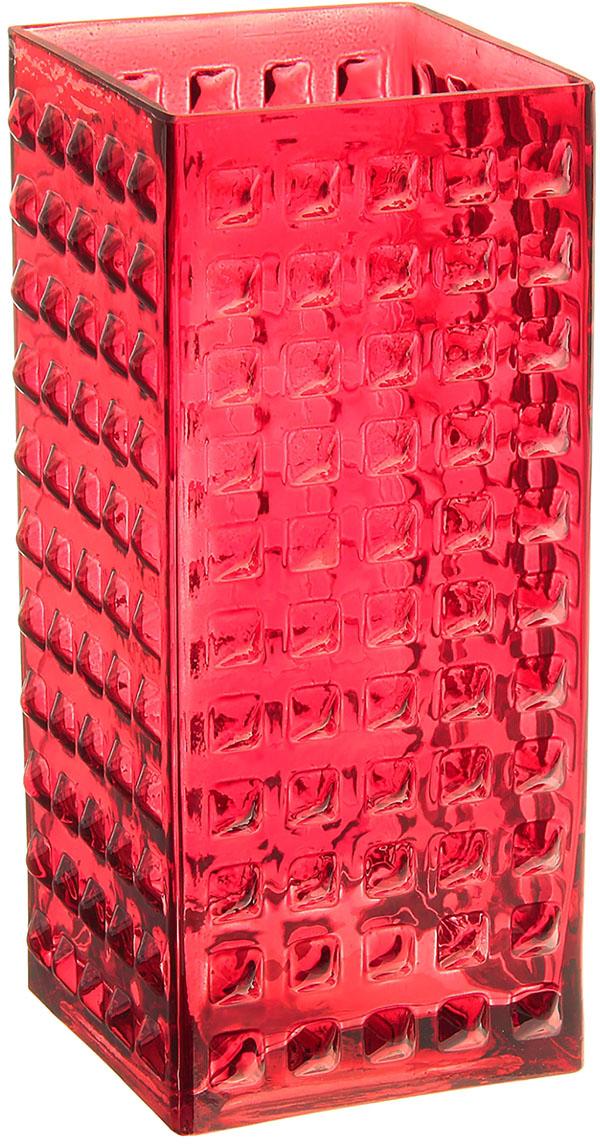 """Ваза """"Радуга"""" способна преобразить внешний облик комнаты, коридора или зала. Стеклянные предметы интерьера благодаря прозрачности и игре света делают пространство свежее и придают ему лёгкость. В такую вазу можно поставить хоть цветы, искусственные или живые, хоть декоративные ветки или тинги. Дайте волю фантазии, и у вас получится неповторимая композиция, которая будет поднимать настроение и радовать глаз, делая помещение ещё уютнее."""