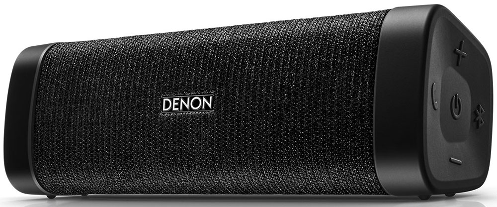 Denon Envaya Mini DSB-150, Black портативная акустическая система - Портативная акустика