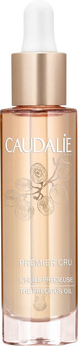Caudalie Драгоценное омолаживающее масло Premier Cru, 30 мл caudalie омолаживающий крем для глаз premier cru 15 мл