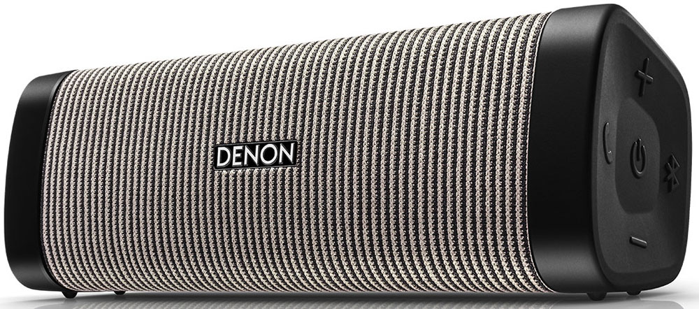 Denon Envaya DSB-250, Grey портативная акустическая система портативная колонка denon dsb 50bt envaya pocket black