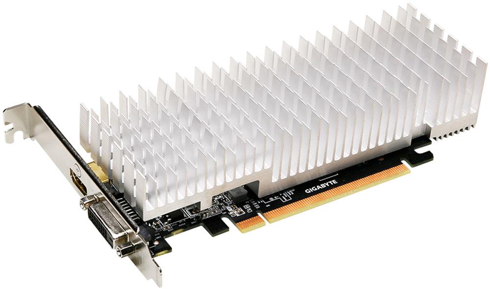 Gigabyte GeForce GT 1030 Silent Low Profile 2GB видеокарта гилка н квантовый скачок энергия передачи мыслей посредством паралл мира