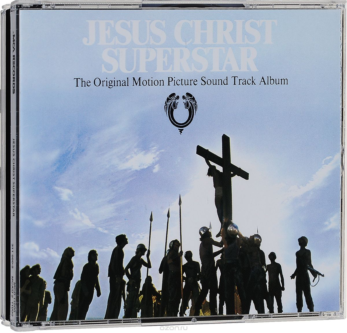 Zakazat.ru Jesus Christ Superstar. The Original Motion Picture Soundtrack (2 CD)