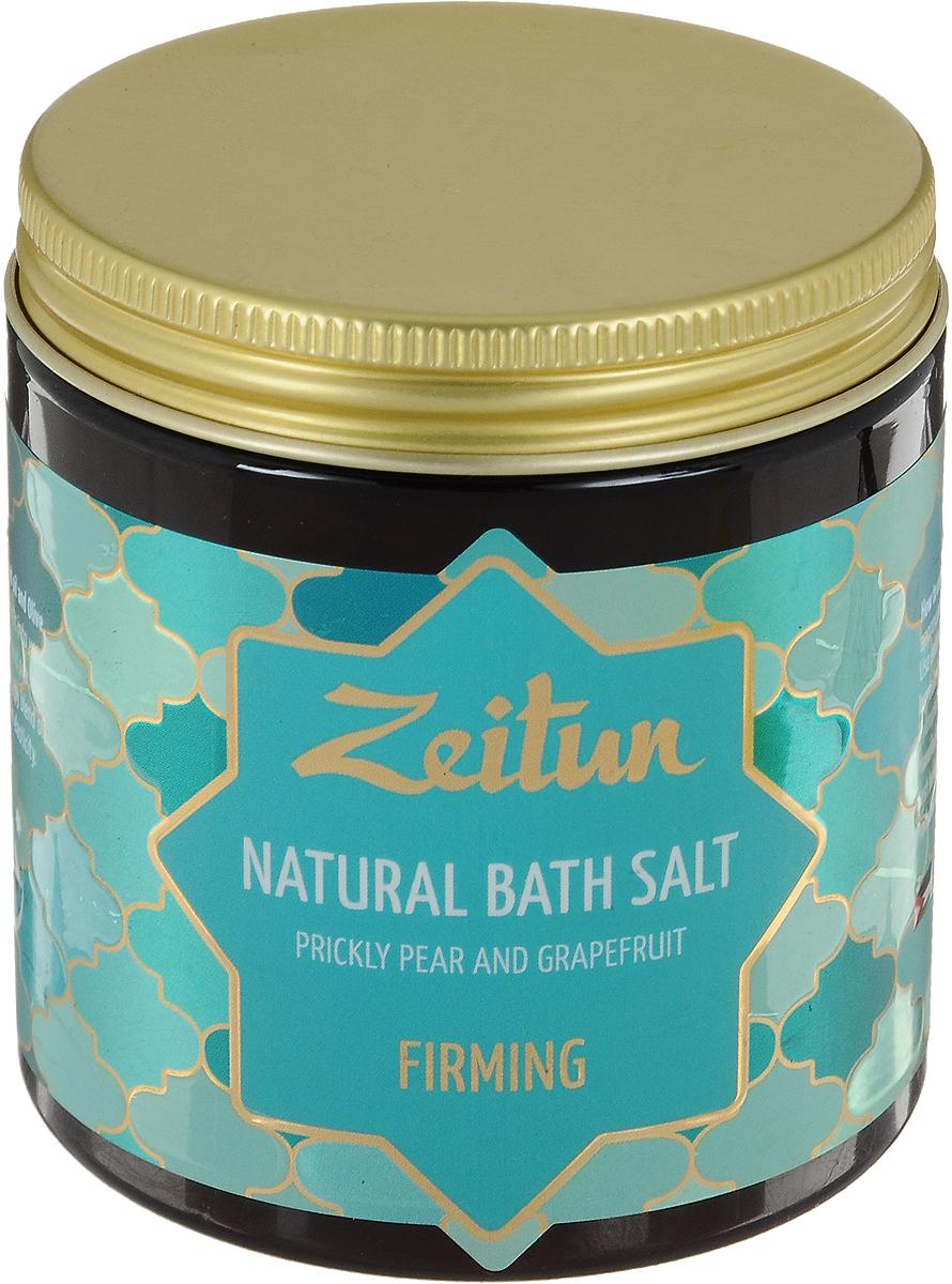 Зейтун Аромасоль для ванны для подтяжки кожи, 250 мл26950135Чтобы кожа тела была упругой, сияющей, здоровой и неподвластной времени, необходим натуральный лифтинг-уход. Проще и приятнее всего добиться желанной подтянутости – ввести в уходовые процедуры регулярные солевые ванны. Ароматическая соль для ванн Zeitun с лифтинг-эффектом содержит экстракт опунции, эфирное масло грейпфрута и комплекс морских минералов, которые великолепно тонизируют, активизируют биологические процессы, возвращают коже эластичность, гладкость и нейтрализуют воздействие свободных радикалов. Основа из солей Мертвого моря и Индийского океана обеспечивает коже самое богатое микроэлементное питание и оздоровление, а гидрофильные масла оливы и миндаля глубоко увлажняют, полностью впитываясь и не оставляя масляных разводов на воде. В составе подтягивающей соли Мертвого моря и Индийского океана – активизирующие обмен веществ, эффективные омолаживающие эфирные масла и экстракты в сочетании увлажняющими растительными маслами:Экстракт опунции богатейший источник галактуроновой кислоты и полисахаридов – активизирует биологические процессы, защищает клетки от раннего старения, подтягивает и разглаживает кожу.Эфирное масло грейпфрута богато необходимым коже антиоксидантом витамином С, защищает от свободных радикалов и окислительных процессов, которые пагубно сказываются на состоянии кожи.Соль Мертвого моря – самая настоящая кладезь для здоровья, у которой нет ни единого аналога в мире. Богатая микроэлементами соль поистине волшебно воздействует на общее состояние организма, борется с кожными заболеваниями, снимает усталость мышц и суставов.Соль Индийского океана обладает уникальным макро- и микроэлементным составом, который высоко ценится в медицине и косметологии. Соль способствует активному насыщению клеток практически всем спектром необходимых веществ, программирует кожу на правильное усвоение и распределение энергии, препятствуя накапливанию жировых отложений.Гидрофильные масла (оливковое, миндальное