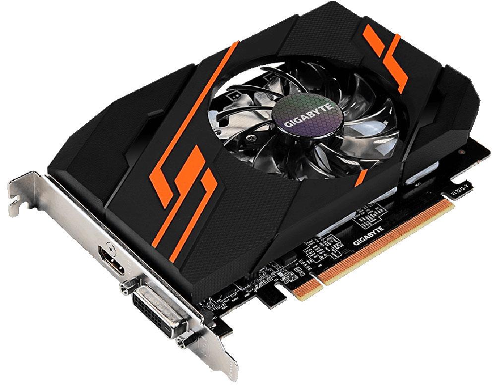 Gigabyte GeForce GT 1030 OC 2GB видеокарта видеокарта для компьютера в благовещенске
