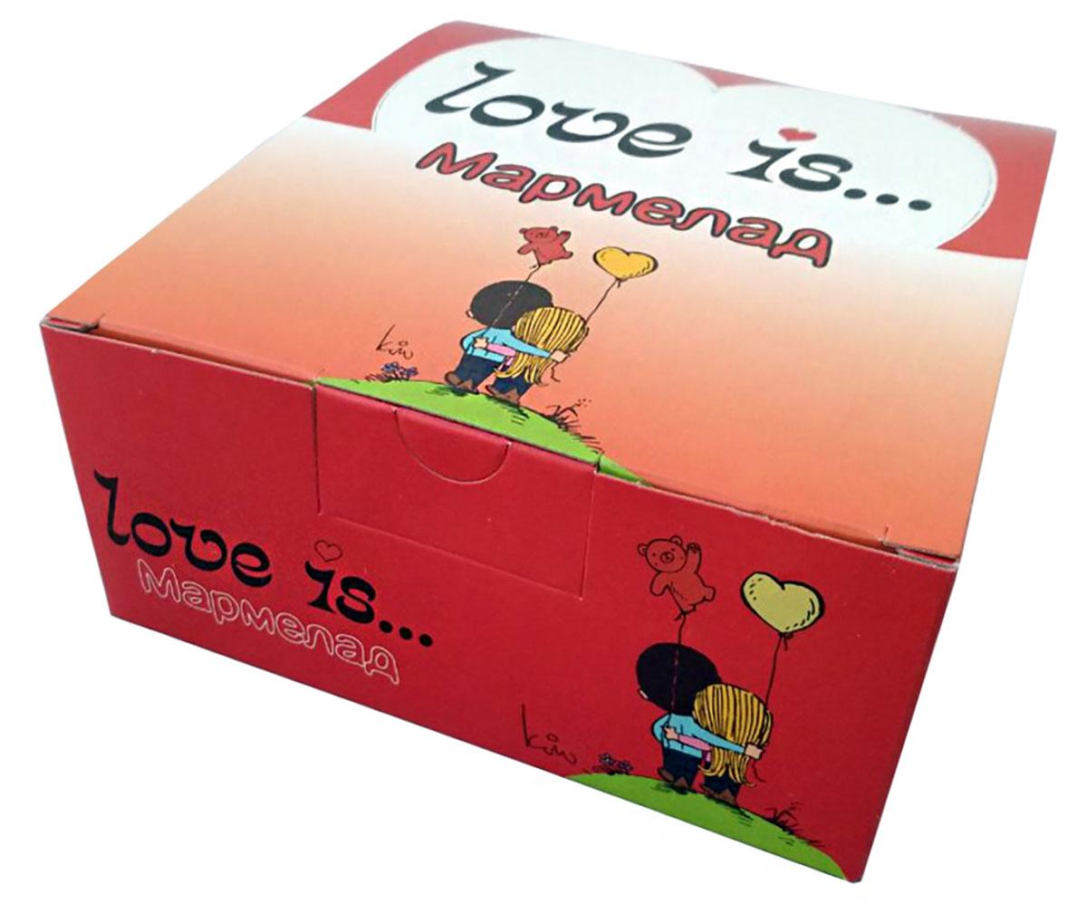 Love Is ЖуйМиксик мармелад жевательный со вкусом Вишня-лимон, 24 шт по 25 г ударница мармелад со вкусом персика 325 г