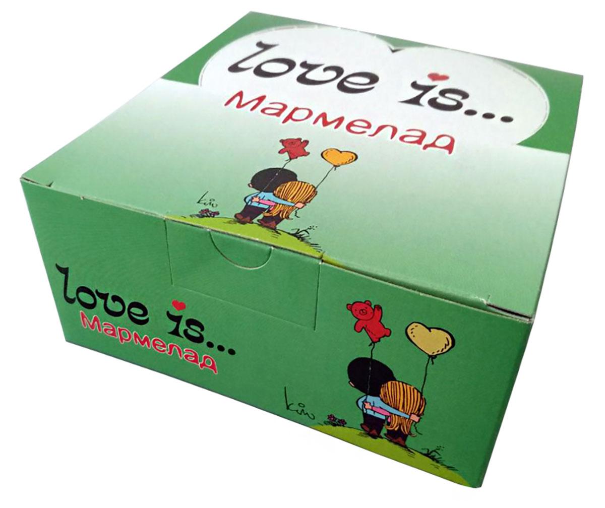 Love Is ЖуйМиксик мармелад жевательный со вкусом Мята-Лимон-Лайм, 24 шт по 25 г ударница мармелад со вкусом черной смородины 325 г