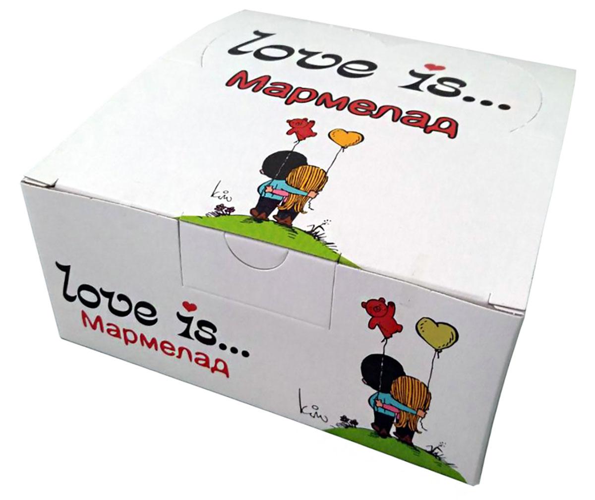 Love Is ЖуйМиксик мармелад жевательный со вкусом Жвачка, 24 шт по 25 г ударница мармелад со вкусом черной смородины 325 г