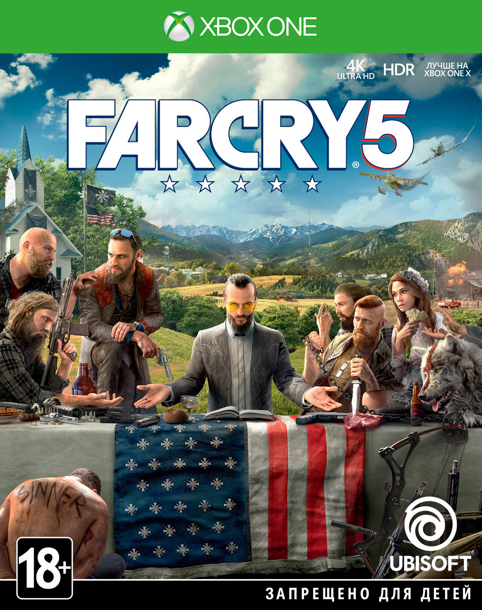 Zakazat.ru Far Cry 5 (Xbox One)