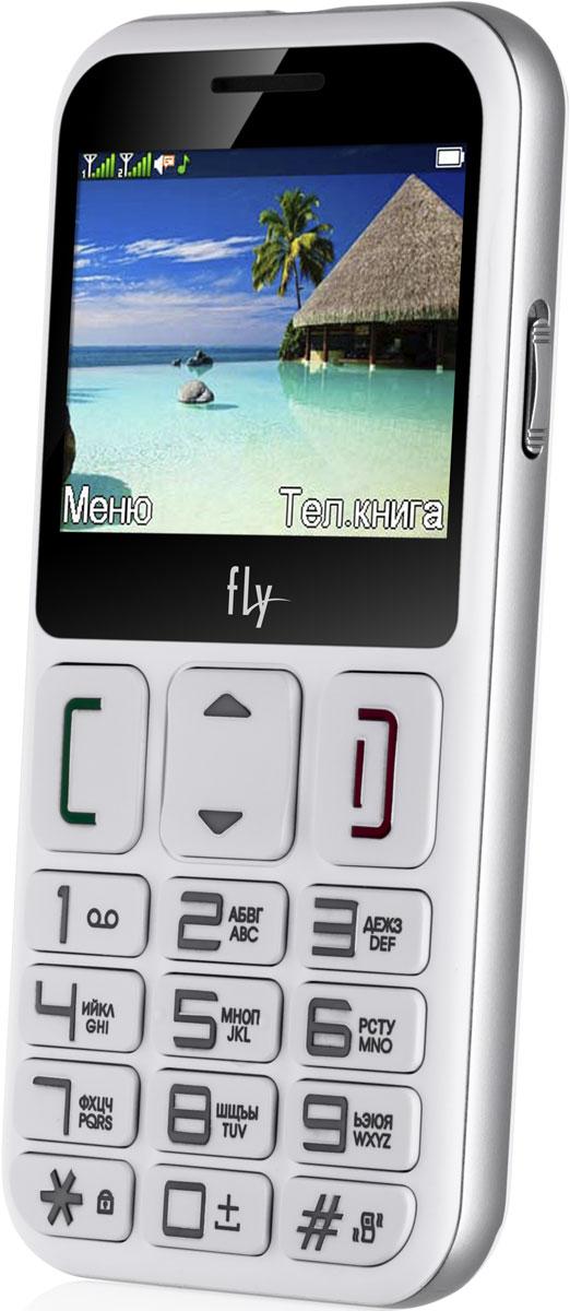 Fly Ezzy 9, White
