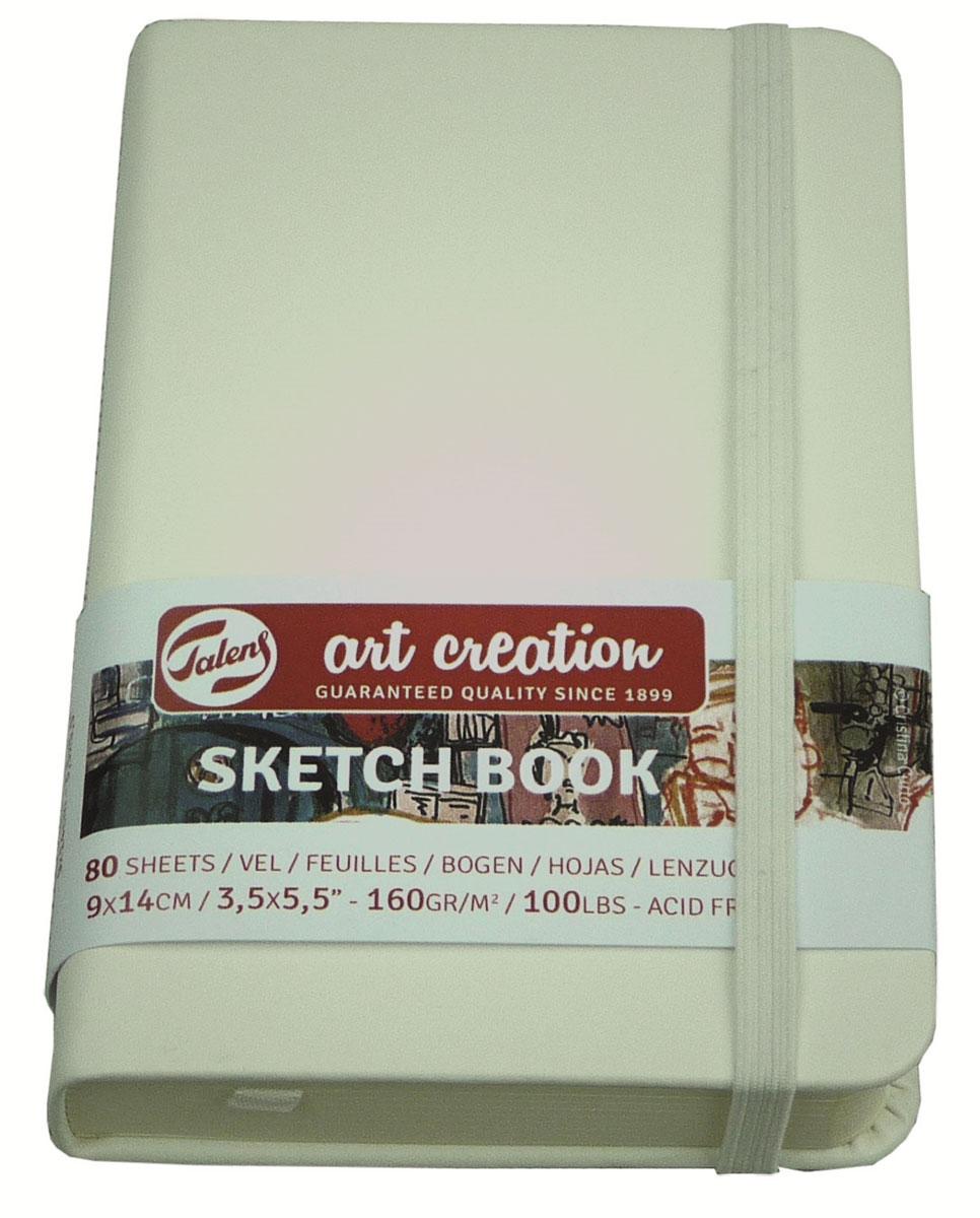 Royal Talens Блокнот для зарисовок Art Creation цвет белый 80 листов 9314103M9314103MБлокноты Art Creation идеально подойдут для графических зарисовок карандашом, пастелью, углем, ручкой, а также для записей и заметок.Благодаря высококачественной бумаге, гелевые и масляные чернила не просачиваются, а твердая обложка защищает листы от смятия.