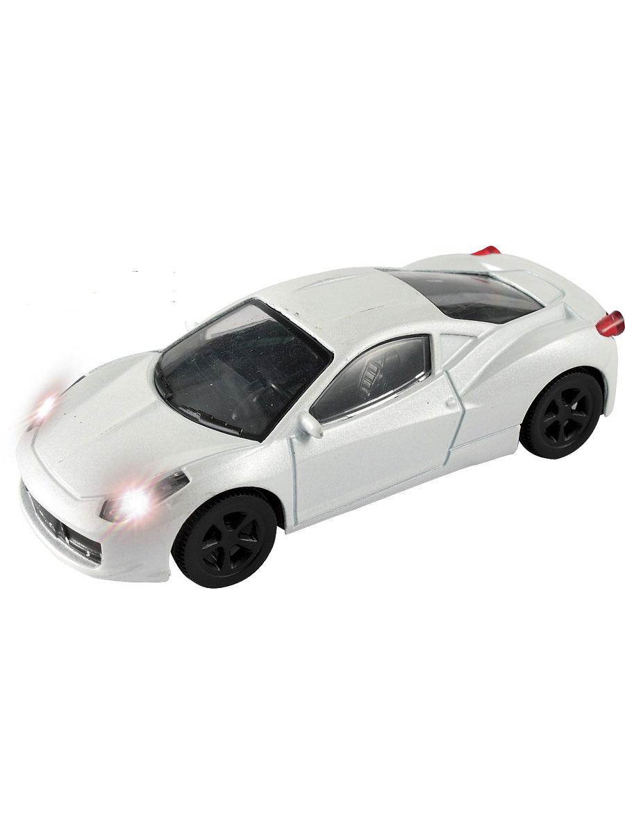 Autotime Машинка Italy Extreme Car цвет белый autotime модель автомобиля uaz 39625 мчс россии