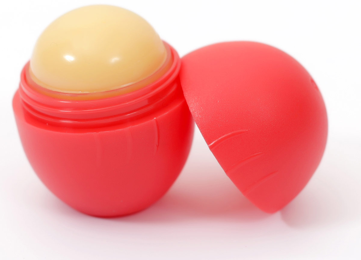 Beautypedia Натуральный бальзам для губ Compact. Клубника, с маслами Ши, Жожоба и витамином E, 4 г цена